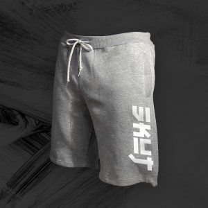 Loose-Fit SKUT Shorts (Grey)
