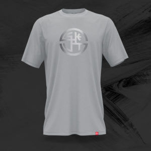 The EMBLEM Tee (Various Colorways/Grey)