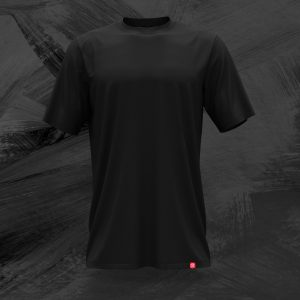 skut basics black t shirt