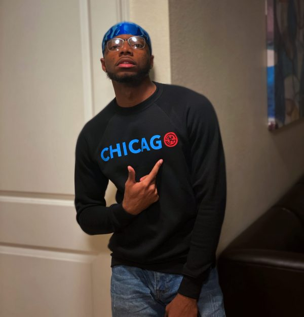 Derrius Rodgers Chicago SKUT City Black